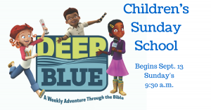 Children's Sunday School Slider